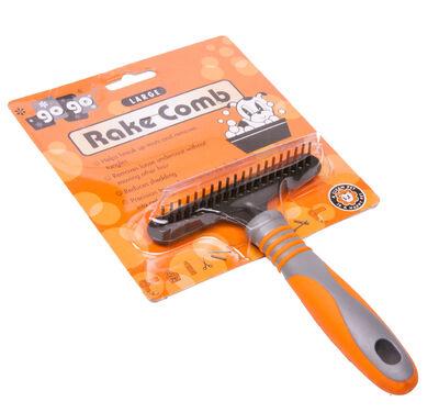 GoGo Rake Pet Comb, Large