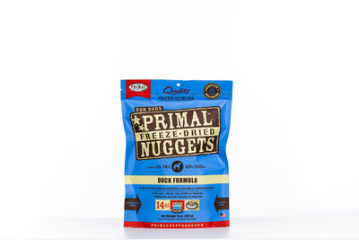 Primal Freeze Dried Duck