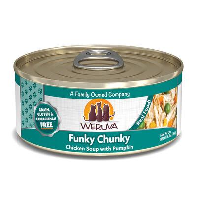 Weruva Funky Chunky Chicken Soup