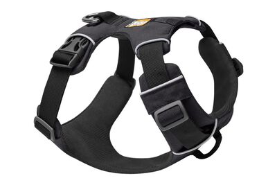 Ruffwear Front Range Dog Harness, Twilight Gray, Medium