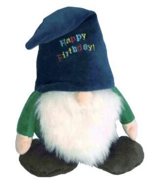 Petlou Birthday Gnome Dog Toy