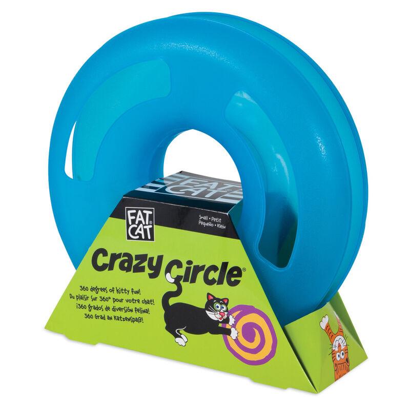 Aspen Pet Crazy Circle Cat Toy, Small