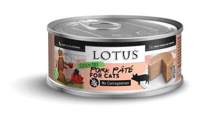 Lotus Pork And Vegetable Pate