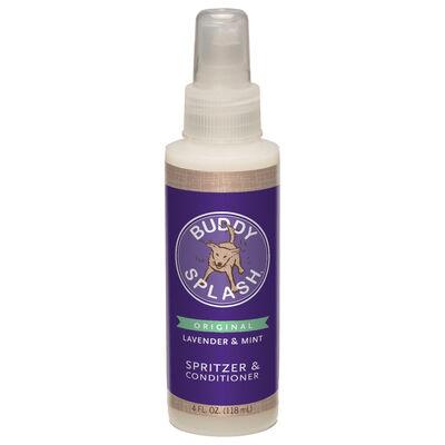Buddy Wash Original Lavender amp; Mint Dog Spritzer amp; Conditioner, 4-oz spray