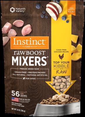 Nature's Variety Instinct Rawboost Mixers- Chicken