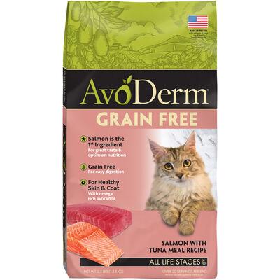 AvoDerm Grain Free Salmon with Tuna Meal Recipe