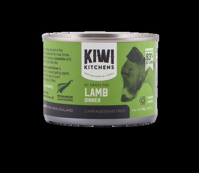 Kiwi Kitchens Grass Fed Lamb Dinner