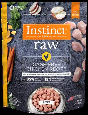 Nature's Variety Instinct Raw Chicken