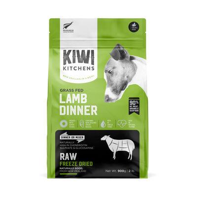 Kiwi Kitchens Raw Freeze Dried Lamb Dinner