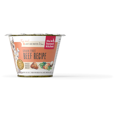The Honest Kitchen Grain Free Beef (Love)