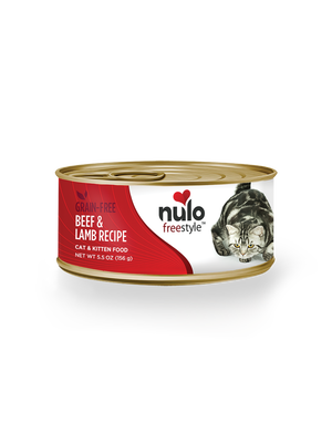 Nulo Freestyle Beef And Lamb