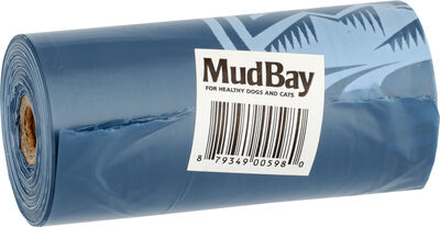 Mud Bay Pick-up Bags, Unscented, Single