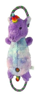 Charming Pet Magic Mats Unicorn Dog Toy, Purple, One Size