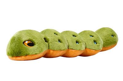 Fluff  Tuff Katie Caterpillar Dog Toy, Large