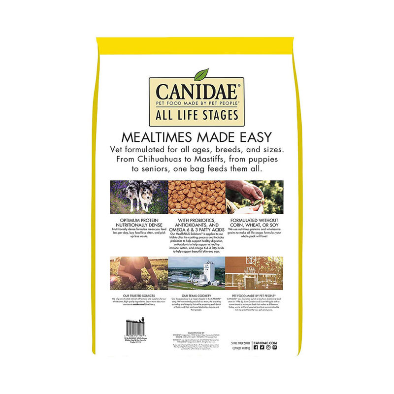 Canidae All Life Stages Chicken Meal  Rice Formula